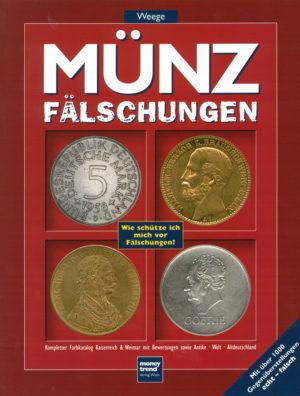 Volker Weege - Münzfälschungen