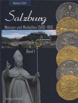 zöttl-salzburg-münzen-und-medaillen-band1